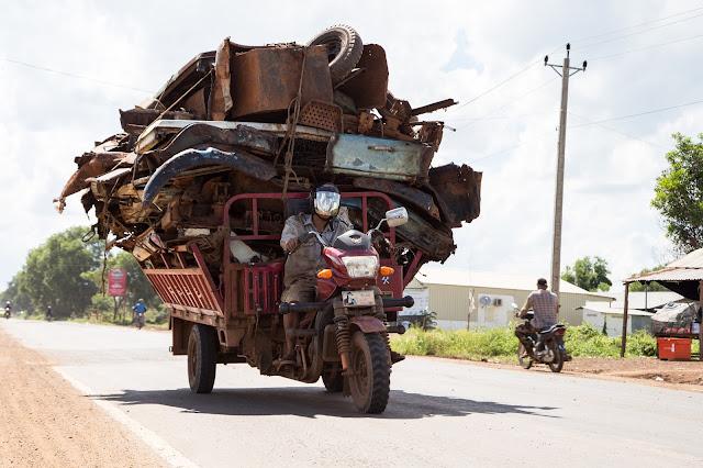 Photographie du Jour : Transport sans Limites...