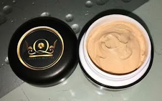 QM QUEEN MATTE FOUNDATION