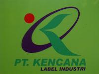 Lowongan Marketing Executive di PT Kencana Label Industri - Semarang