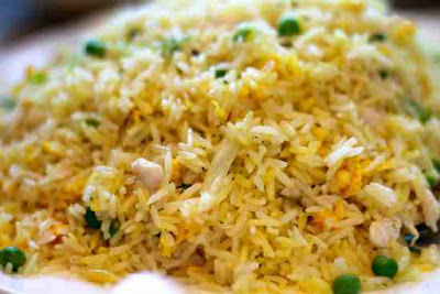 Chicken Fried Rice Recipe-Chinese Fried Rice