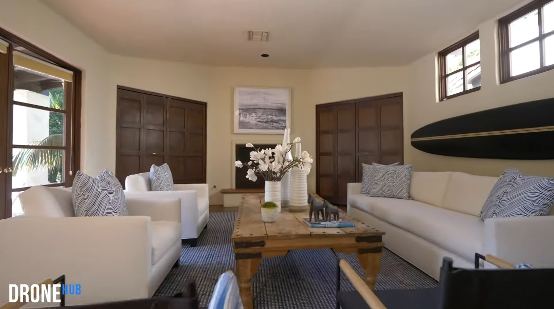 43 Interior Design Photos vs. 3201 Retreat Ct, Malibu, CA Luxury Mansion Tour