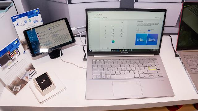 華碩推出手機筆電無縫連接的linktoMyASUS應用
