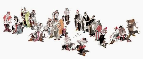 ซ้องกั๋ง - 108 ผู้กล้าเขาเหลียงซาน (Shuizu Zhuan/ Water Margin)