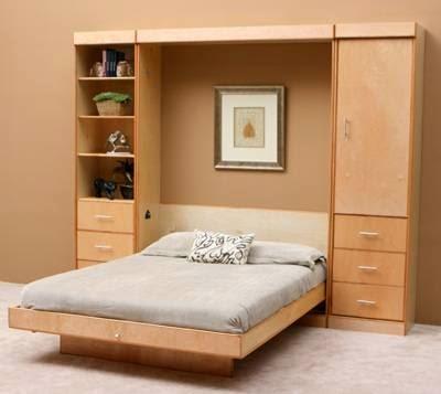 Dormitorios y habitaciones decoraci n y dise o de - Disenos de dormitorios pequenos ...