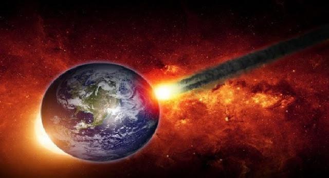 Naudzubillah !!....Ternyata Api Neraka Pernah Sampai ke Dunia, Begini Panasnya