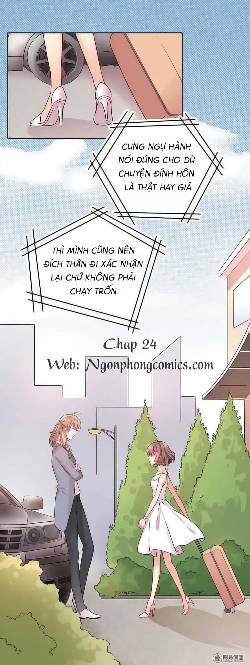 Không Được Đâu Tổng Tài Đại Nhân Chap 24 - Trang 2