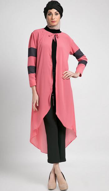 Foto Busana Muslim Wanita Model Terbaru