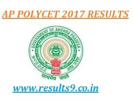 Andhra Pradesh CEEP POLYCET 2017 Results