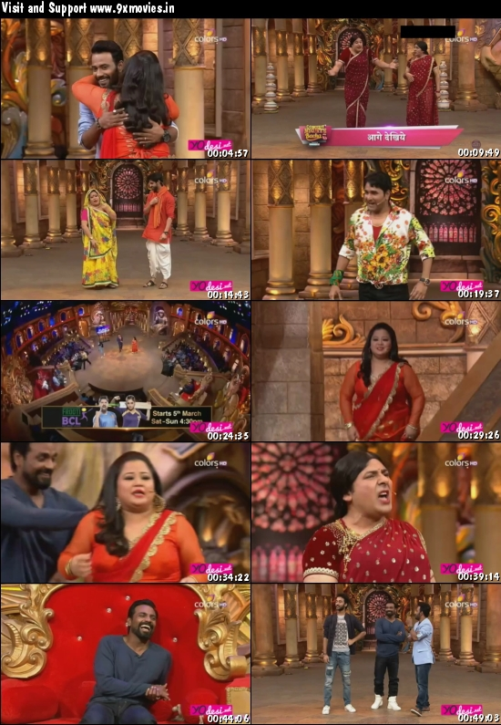 Comedy Nights Bachao 27 Feb 2016 HDTV 480p