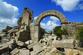 İsauria Antik Kenti Hakkında Bilgi
