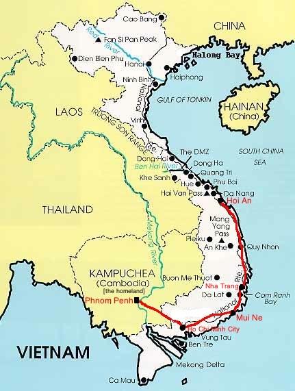 Wanderlust Vietnam Vacation Pt L Ho Chi Minh City Mui Ne And