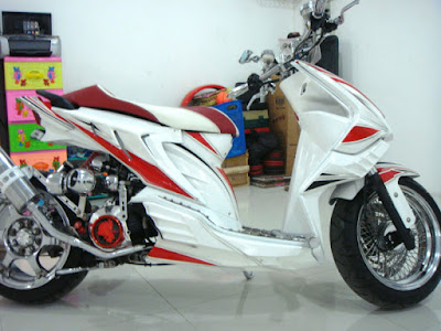 modifikasi new honda beat fi