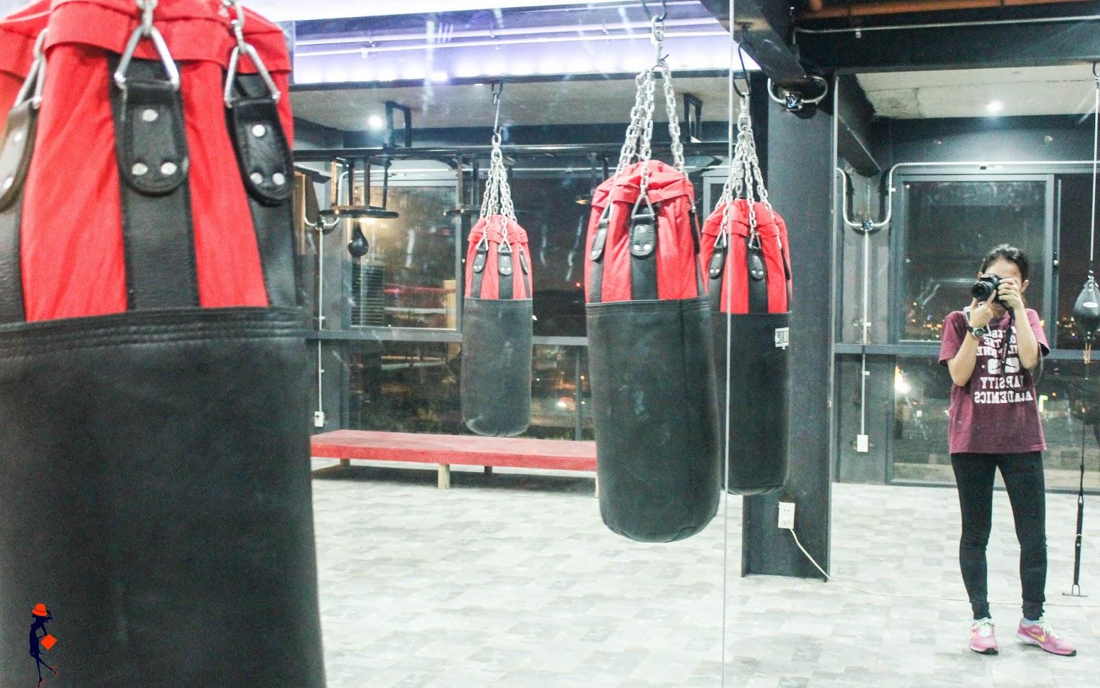 punching bag gym london