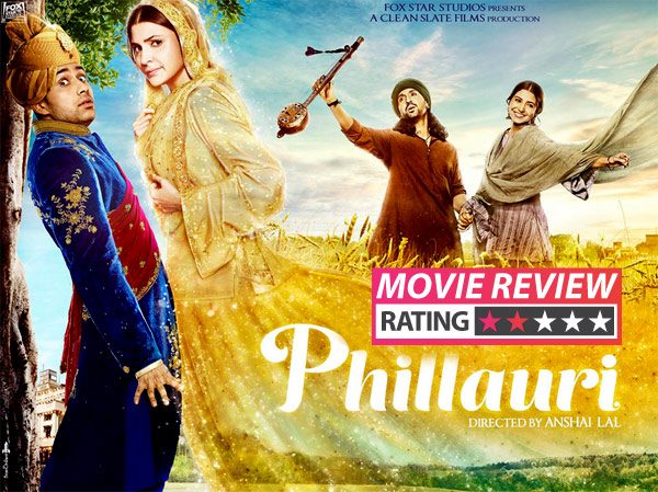 Phillauri Review: Anushka Sharma As A Ghost Ends Up Making The Movie Tiresome