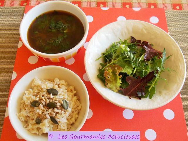 Les gourmandes astucieuses cuisine v g tarienne bio - Cuisine simple et saine ...