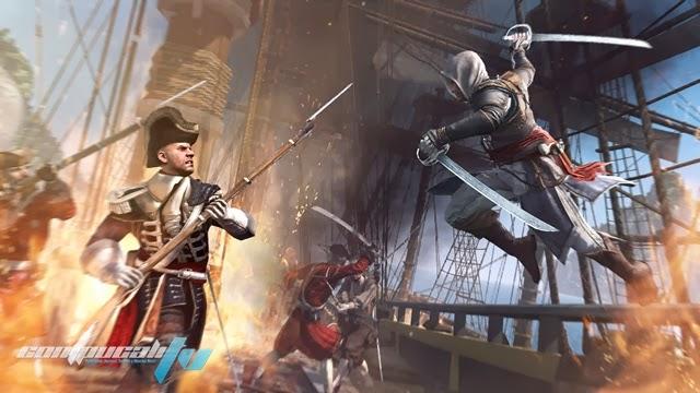 Assassins Creed 4 IV Black Flag PC Full Español
