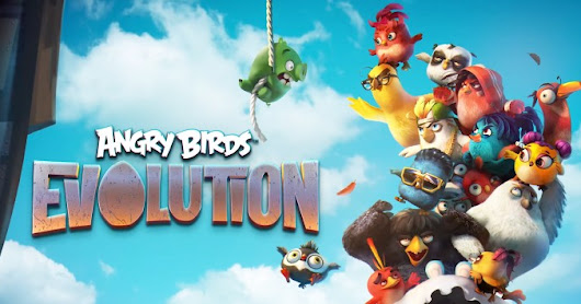 Juego Angry Birds Evolution Para Android - iOS
