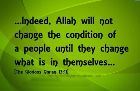 Image result for changing the koran