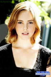 مورغان جريفين (Morgan Griffin)، ممثلة أسترالية