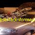 Após colisão motocicleta fica em cima de veículo na cidade de Sousa