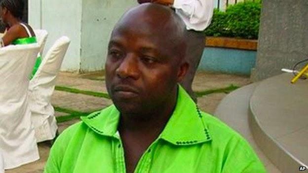 US ebola victim dead
