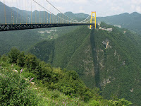 Daftar 10 Jembatan Tertinggi di Dunia Terbaru
