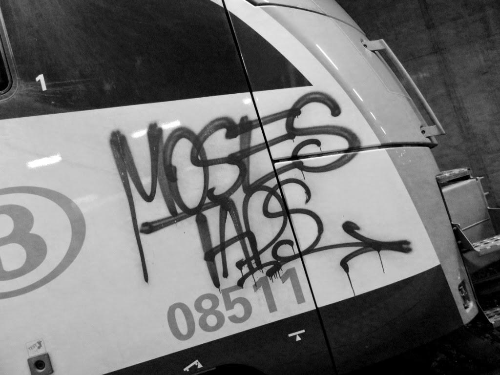 Tags, graffitis et bombes au programme de Quai des Belges