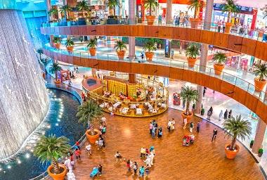 Торговые центры в Нефтеюганске