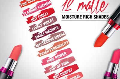 Produk Lipstik Maybelline Matte Terbaru Dan Cara Menggunakannya