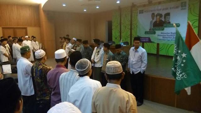 ketua LTM PBNU: 1.070.000 Masjid di Indonesia, 70 % nya di bangun oleh warga Nahdliyin
