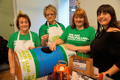 Picture one - Macmillan Cancer Support  Christmas Fair 2018 held in Brigg