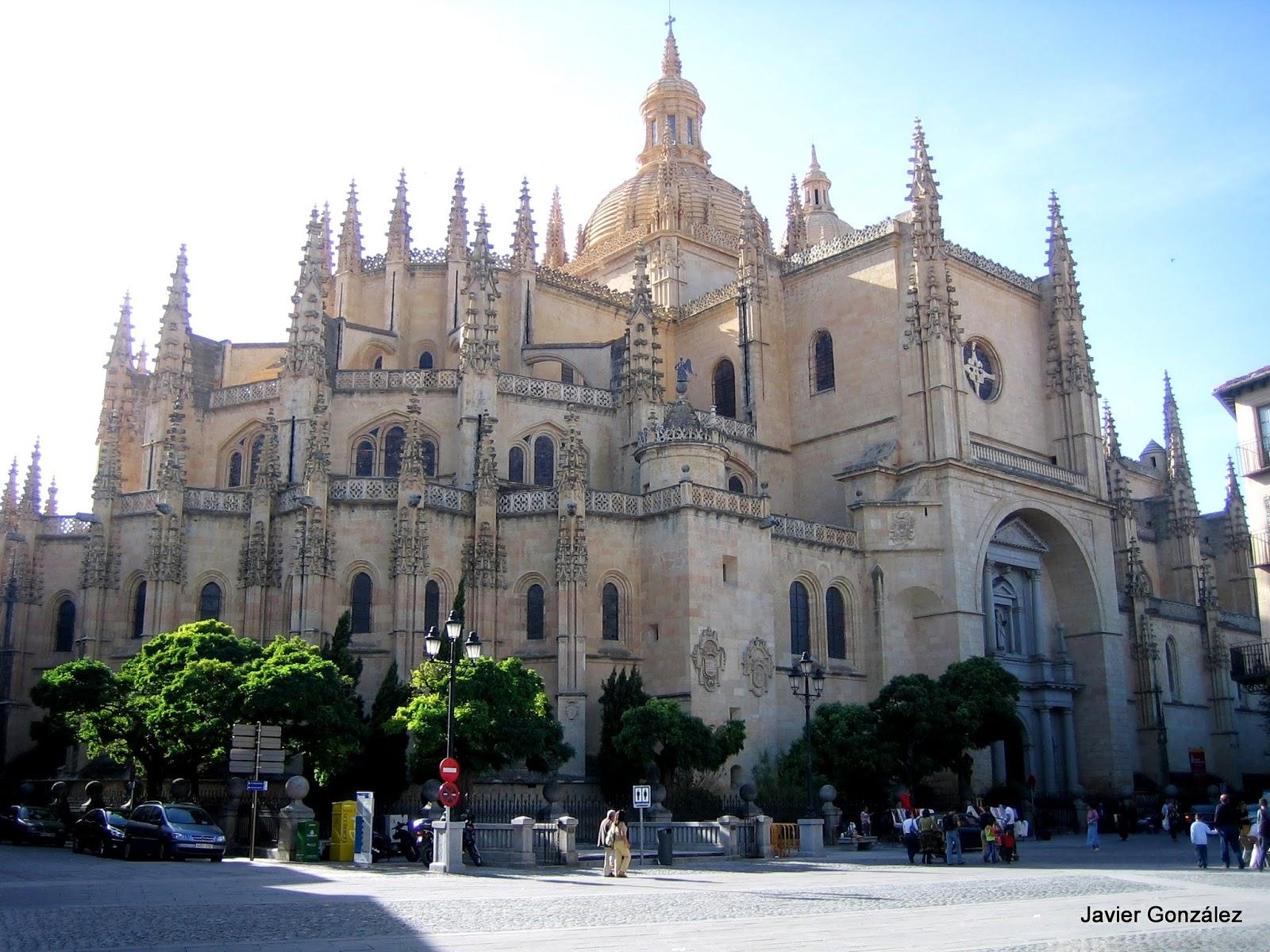 Ruta de Isabel. Catedral de Segovia