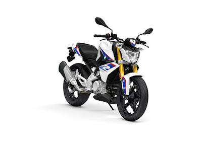 BMW G310R sportbike