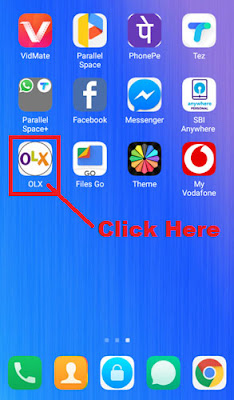 how to change registered mobile number in olx