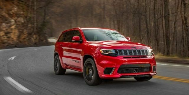 How Much is a Jeep Grand Cherokee