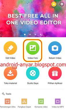 VivaVideo aplikasi edit foto jadi video android apk