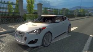 Hyundai Veloster car mod v 1.1