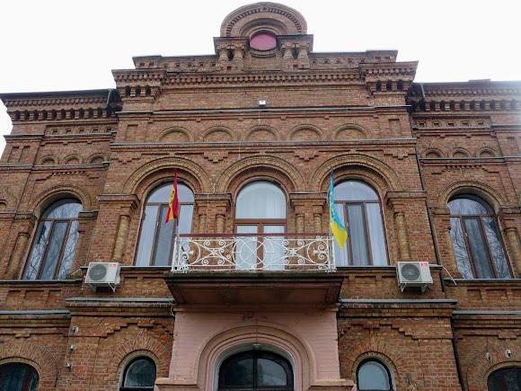 Білгород-Дністровський. Педагогічне училище. 1900 р. Пам'ятка архітектури