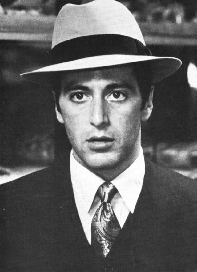 20 Black And White Portraits Of A Young Al Pacino During
