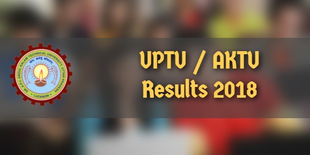 Aktu One View Result 2018
