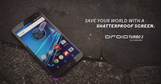 2 New Advertisements of Motorola Droid Turbo 2 : AfterLife & Rescue