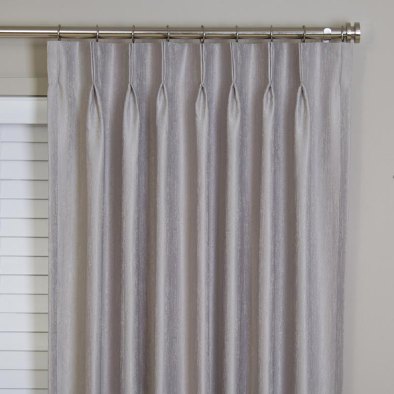 Curtain Pleat Tape Types Pleating Styles