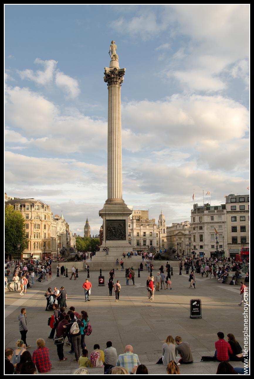 Trafalgar Square Londres (London)