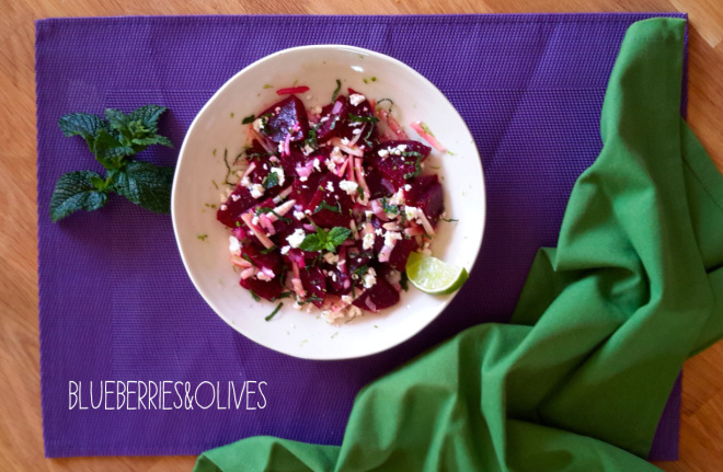 BEETROOT AND FENNEL SALAD 4