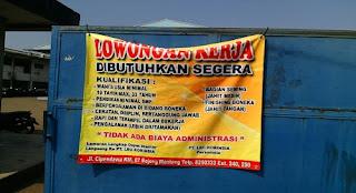 PT. Leo Korinsia Bekasi