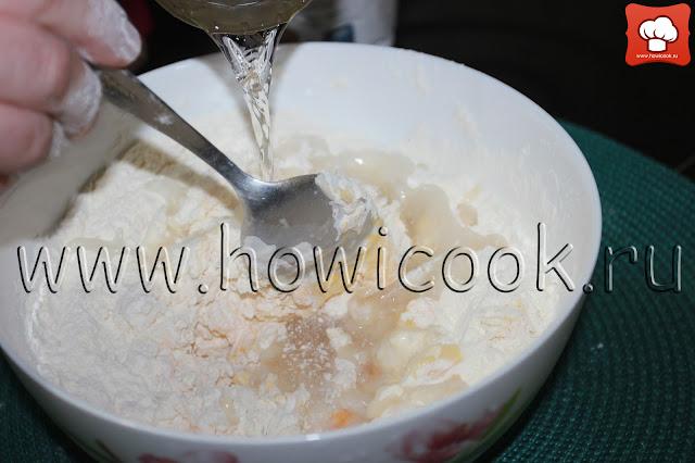 рецепт вареников с капустой с пошаговыми фото