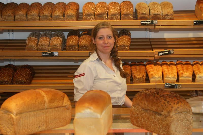 brood wat zit daar in