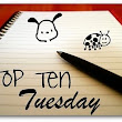 Top Ten Tuesday: Swoon-Worthy Books