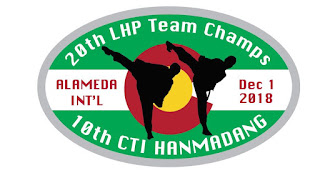 Patch for the participants of the 2018 Hanmadang Colorado Tournament