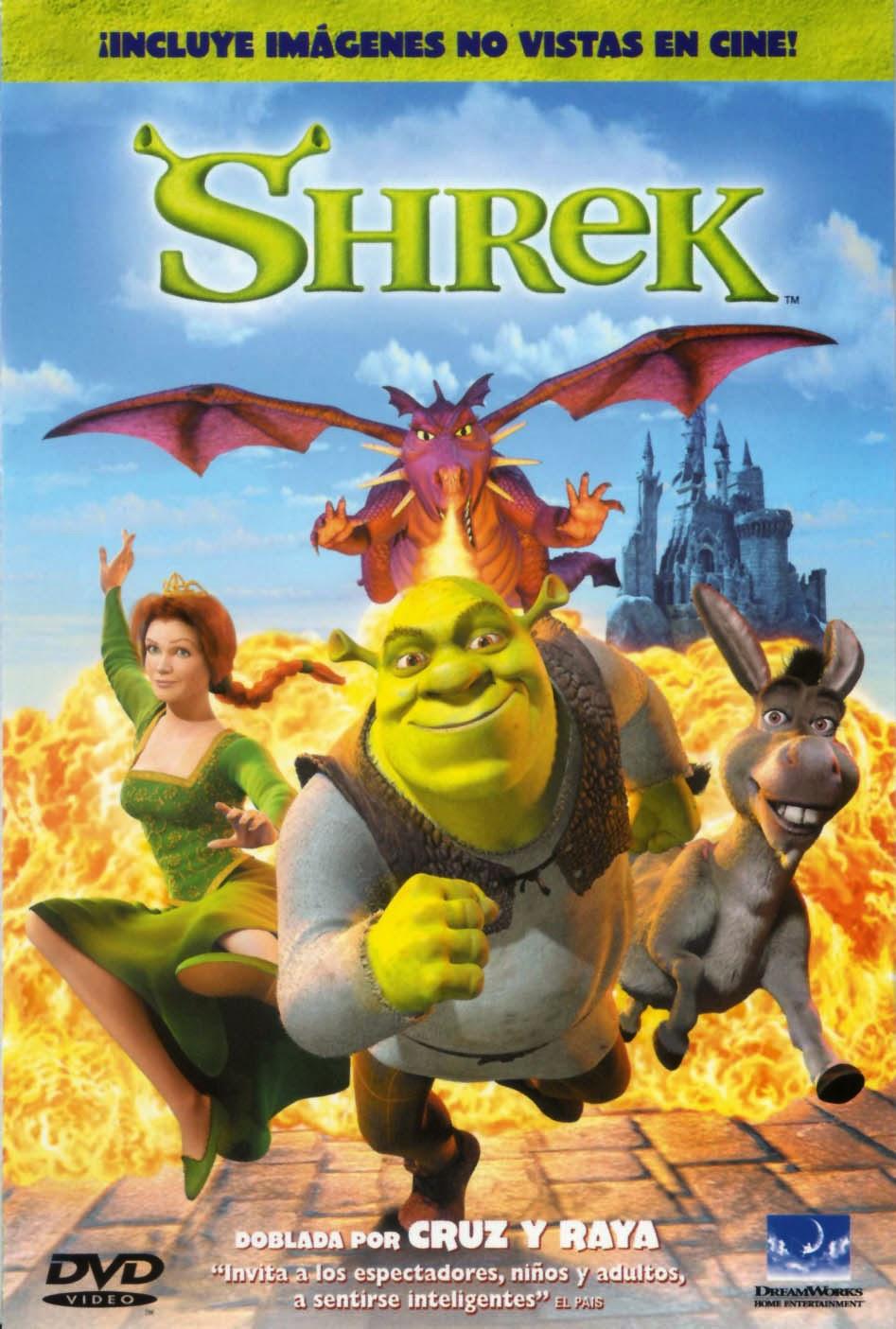 Shrek 1 Streaming